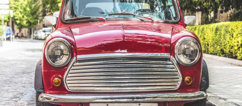 Samochody dwumiejscowe
